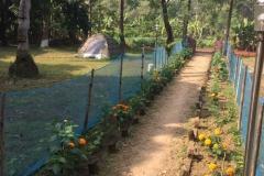 tent-surrounding